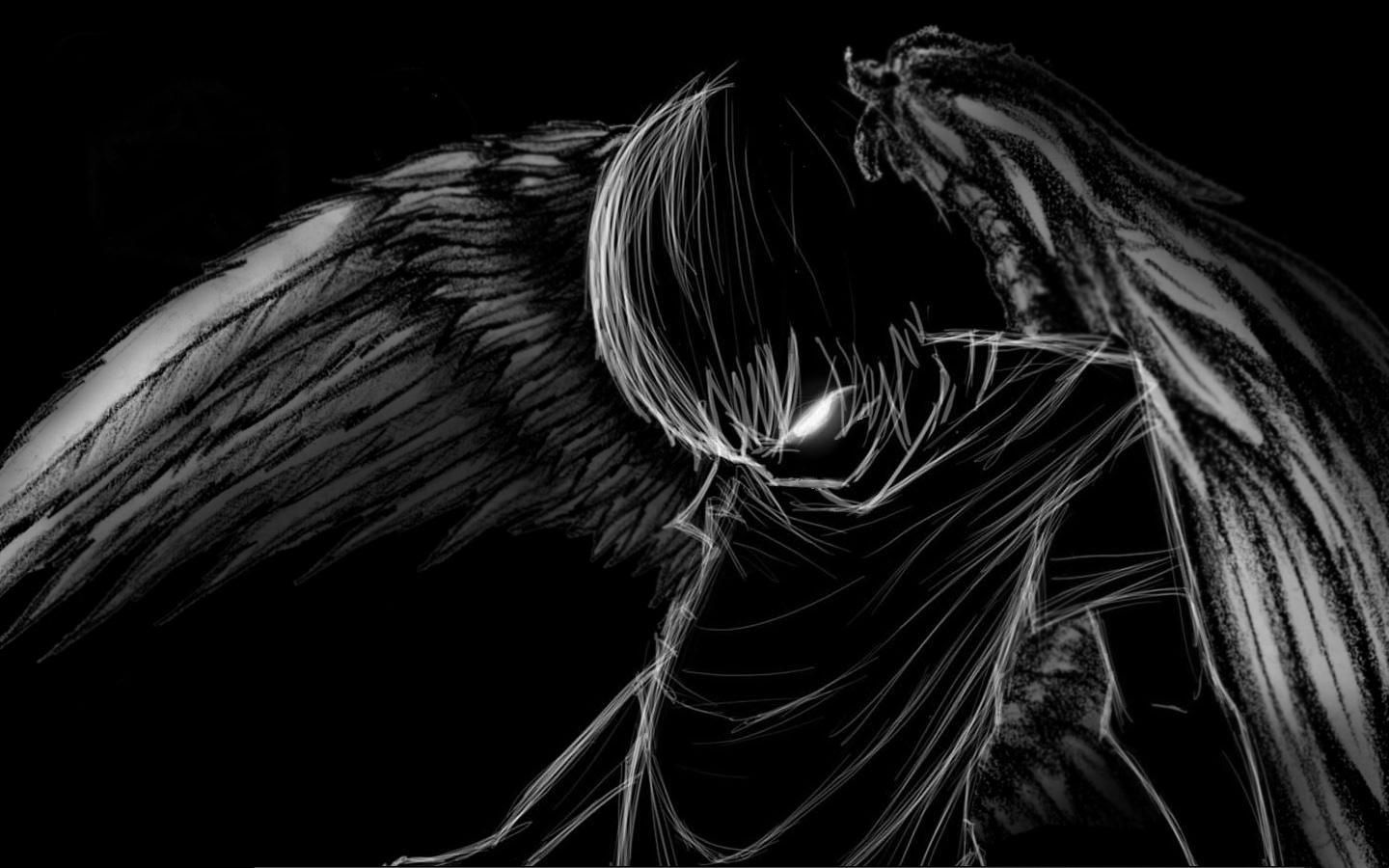 Eyeless Jack Creepypasta Desktop Background Firefox Wallpaper 1440x900
