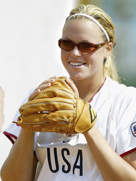 Softball Jennie Finch Headbands for Pinterest 450x600