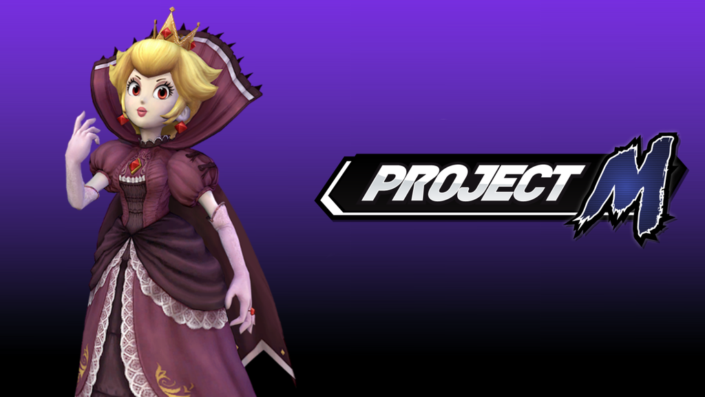 Shadow Queen Peach Project M Project m wallpaper   shadow 1024x576