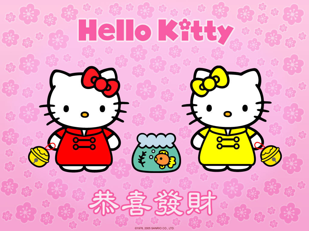 Free Download Hello Kitty Wallpaper For Tablet 1024x768 For Your