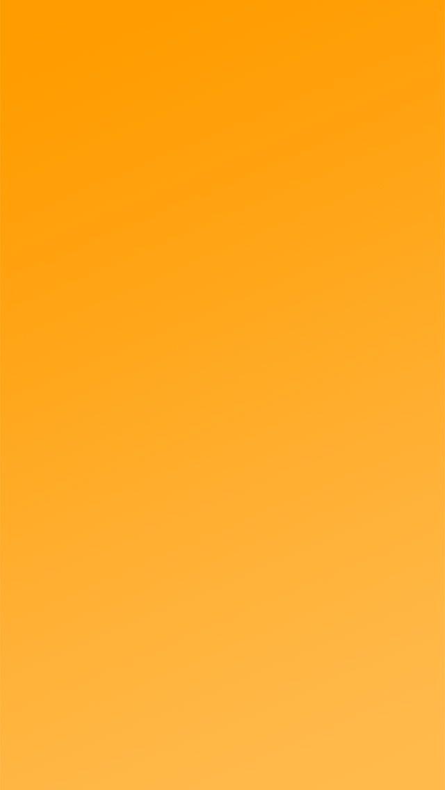 Orange wallpaper for iPhone 56 plus Ombre wallpaper Fondos 640x1136