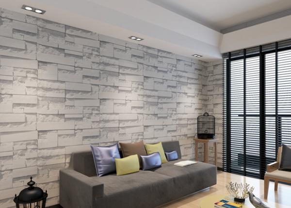 Pattern Modern Washable Vinyl Kitchen Wallpaper of interiorwallpaper 600x428