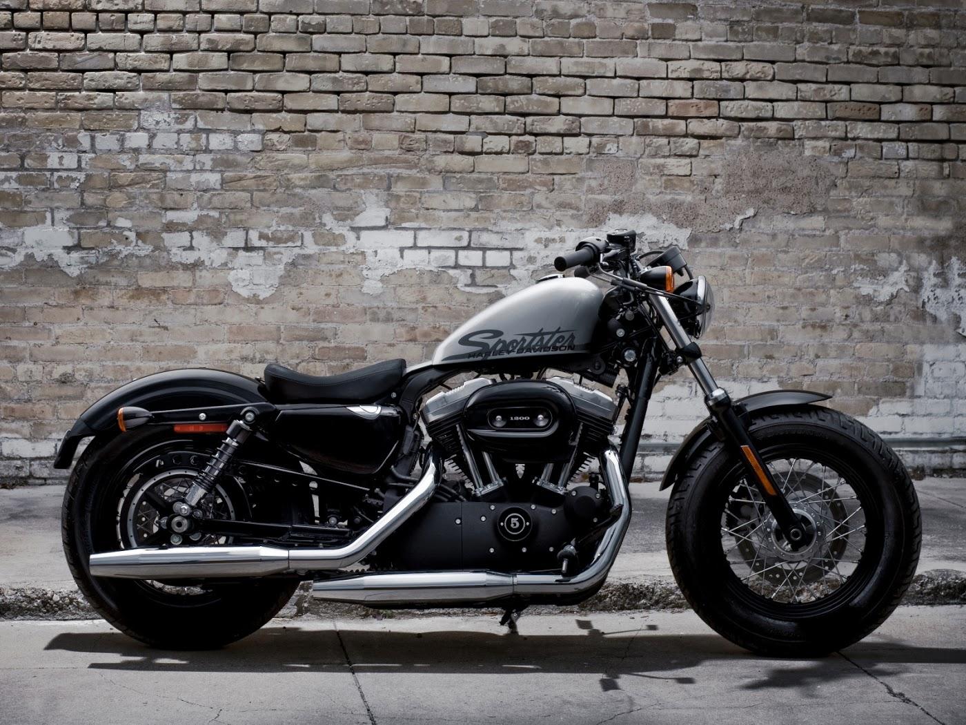 Davidson XL 1200 X Sportster Forty Eight   Harley Davidson Wallpaper 1400x1050