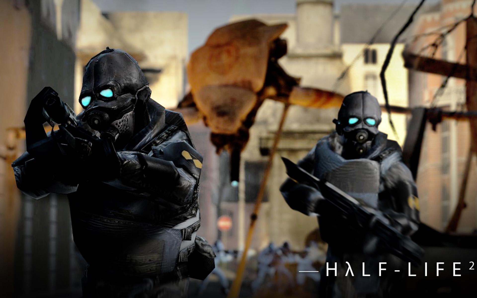 Half Life 2 Wallpaper HD 77 images 1920x1200