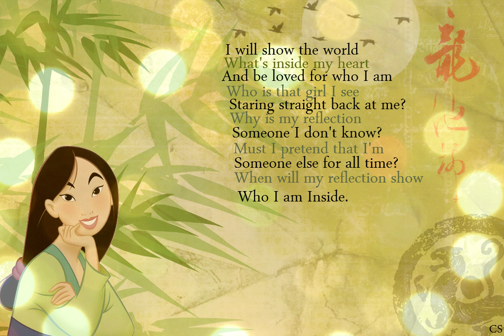 mulan quotes backgrounds quotesgram x for