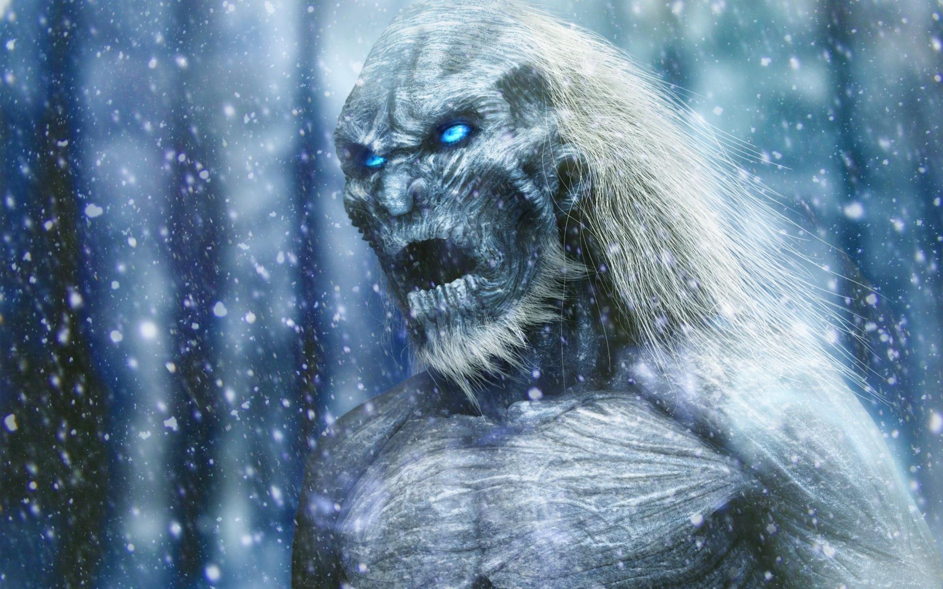 Download game of thrones white walkers wallpaper HD wallpaper 1920x1200