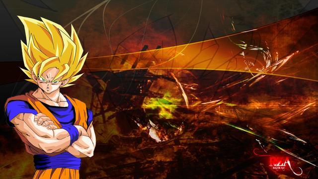 Dragon Ball Z 1080p Wallpaper