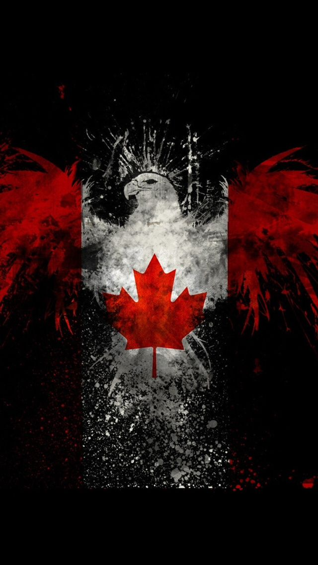 Decent Canadian background canadian 640x1136