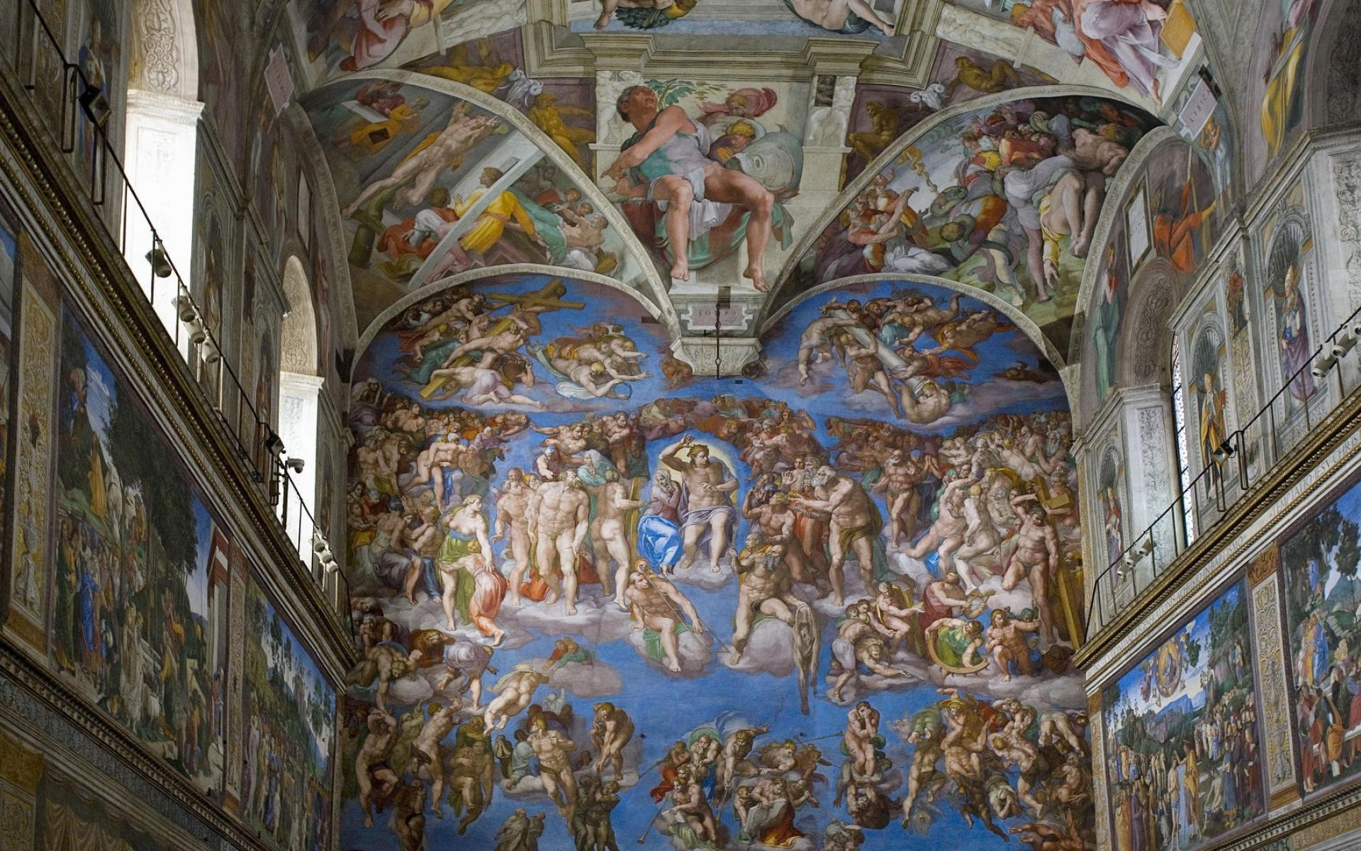 Sistine Chapel Wallpapers   Top Sistine Chapel Backgrounds 1920x1200
