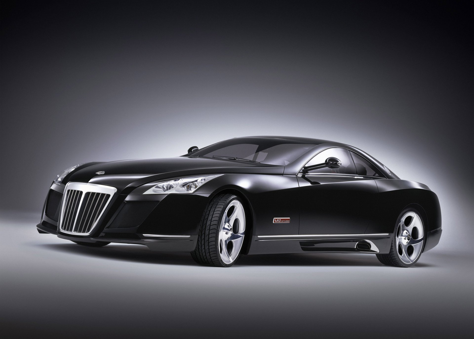 4 Maybach Exelero HD Wallpapers Background Images 1920x1371