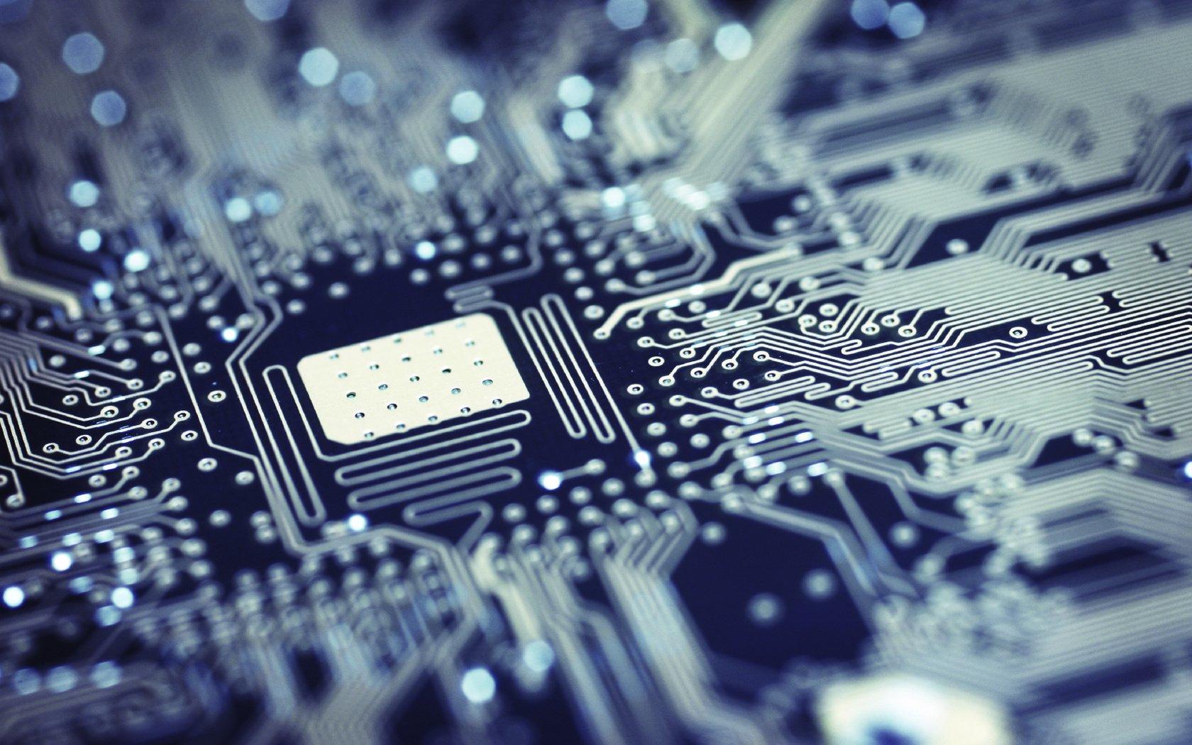 circuit technology hd wallpaper 1680x1050