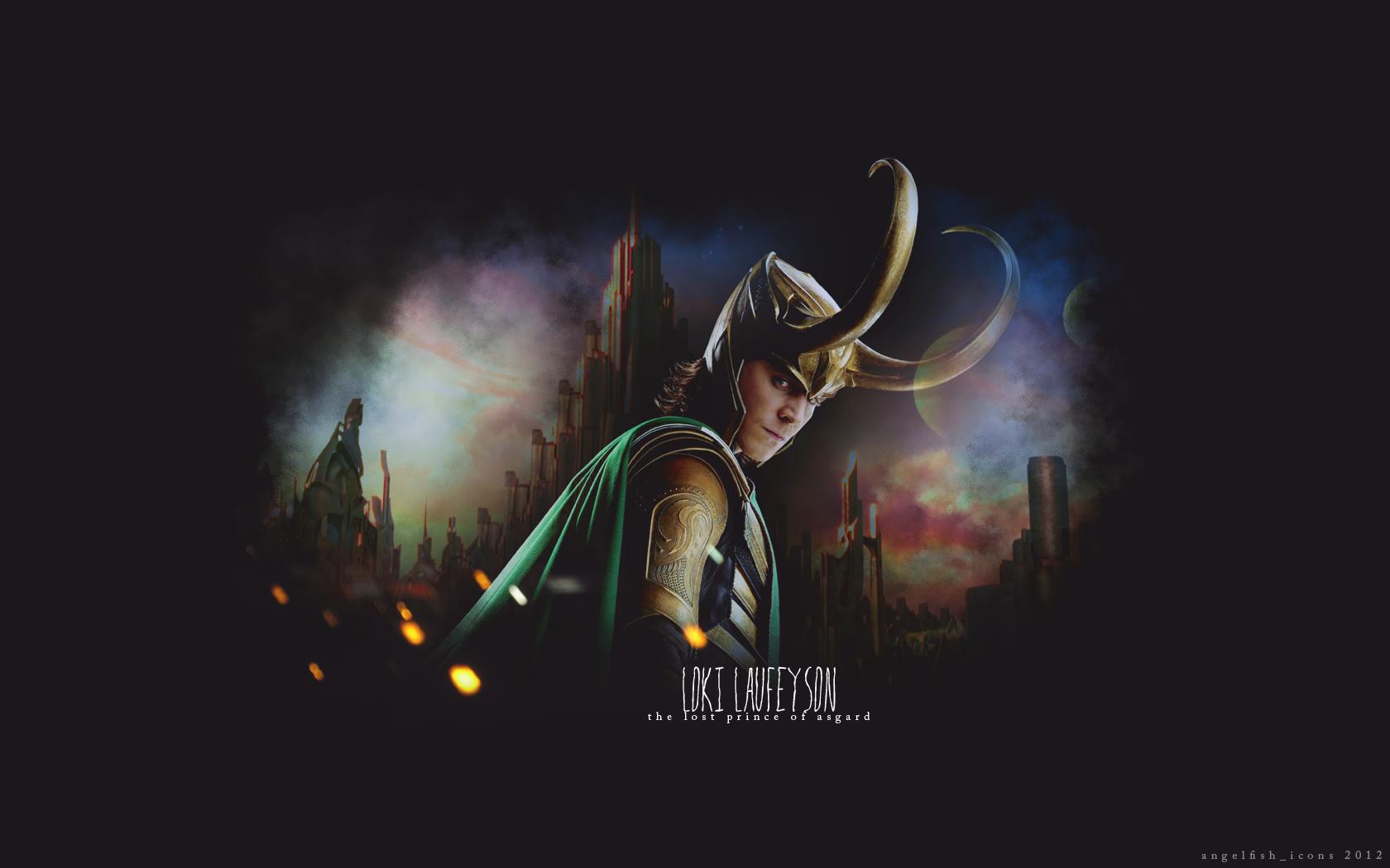 Loki wallpapers Loki background 1680x1050