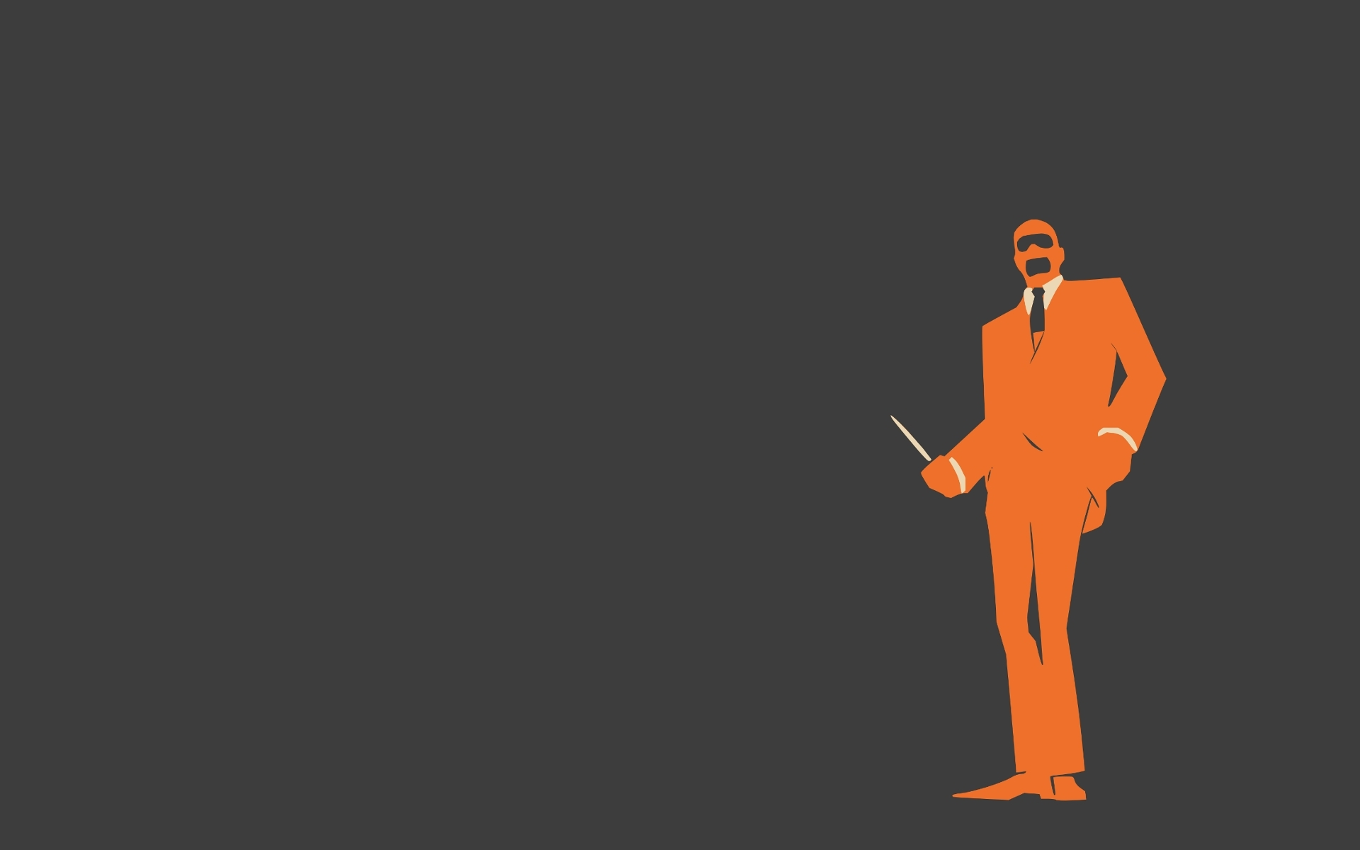 tf2 meet the spy hd wallpaper