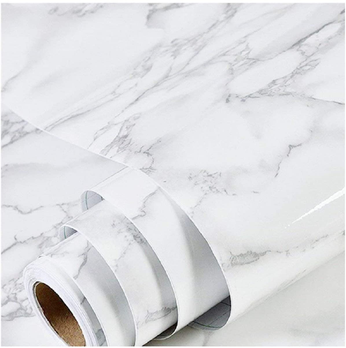 Amazoncom Marble Wallpaper Granite Paper for Old Furniture Self 1196x1204
