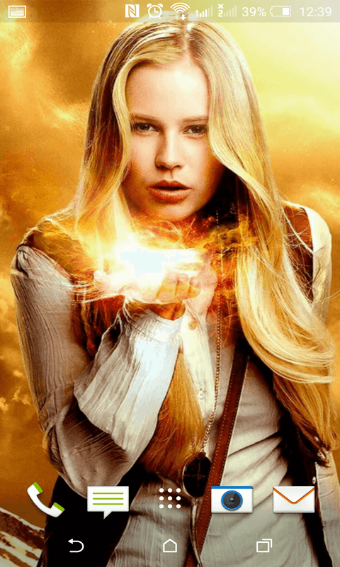 Download Heroes Reborn HD Wallpapers for your Android phone 480x800