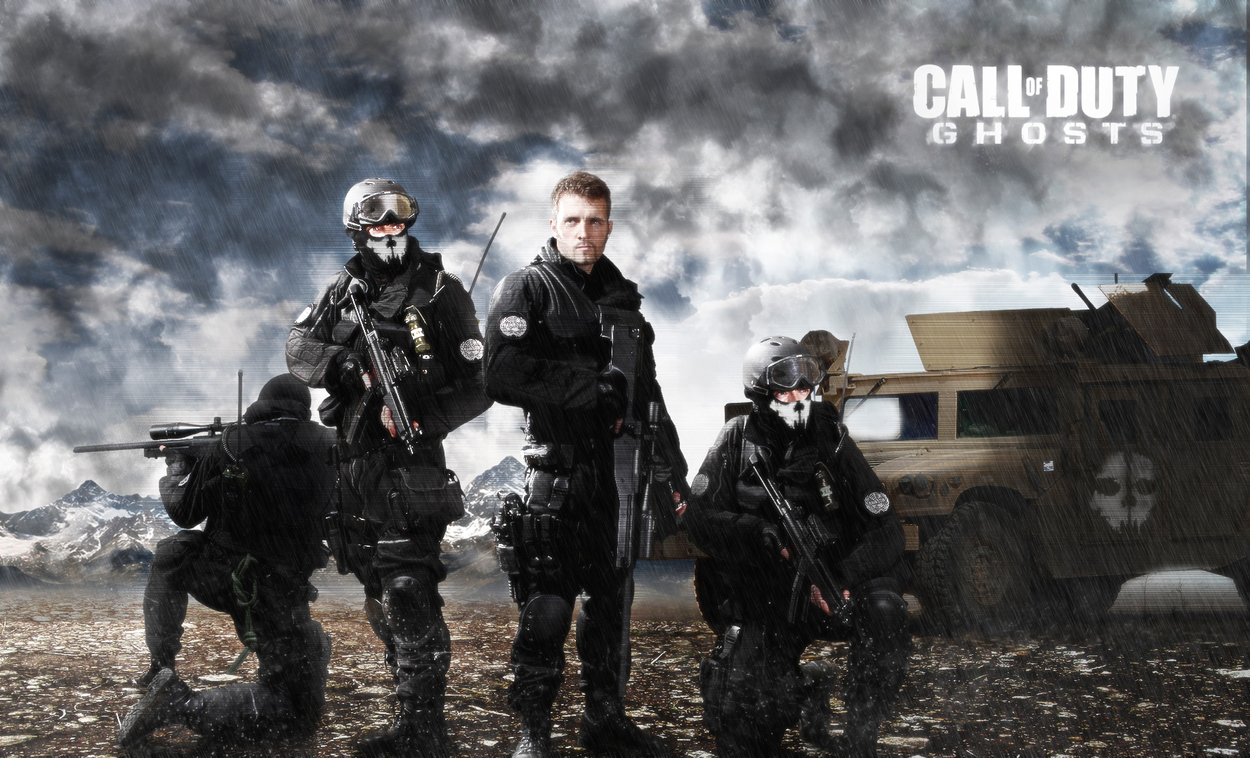 Free Download Call Of Duty Ghosts 6 Desktop Background Trendy