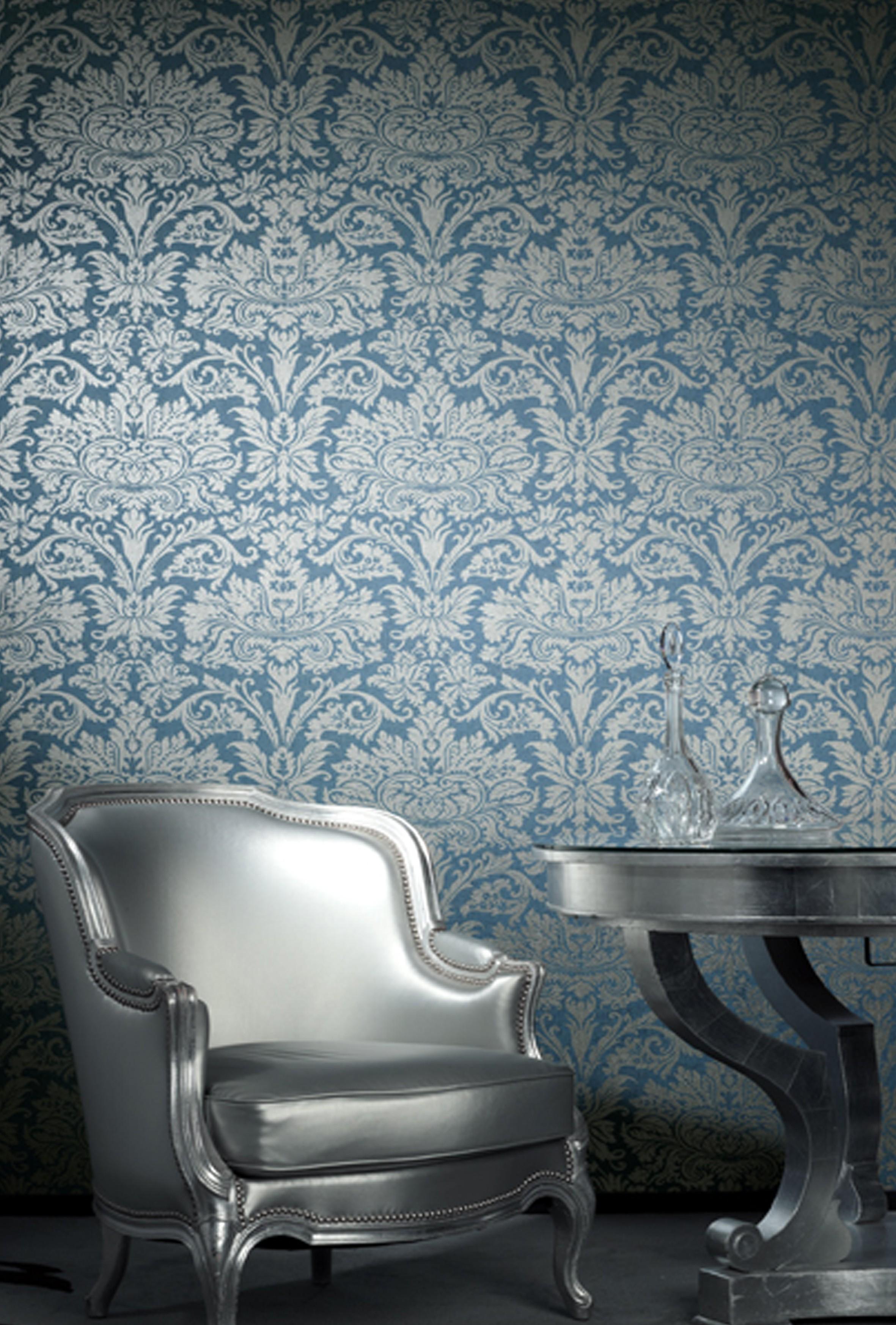Sweet luxe   Swanky Medallion   Hooked On Walls   Wallpaper Brands 2362x3493