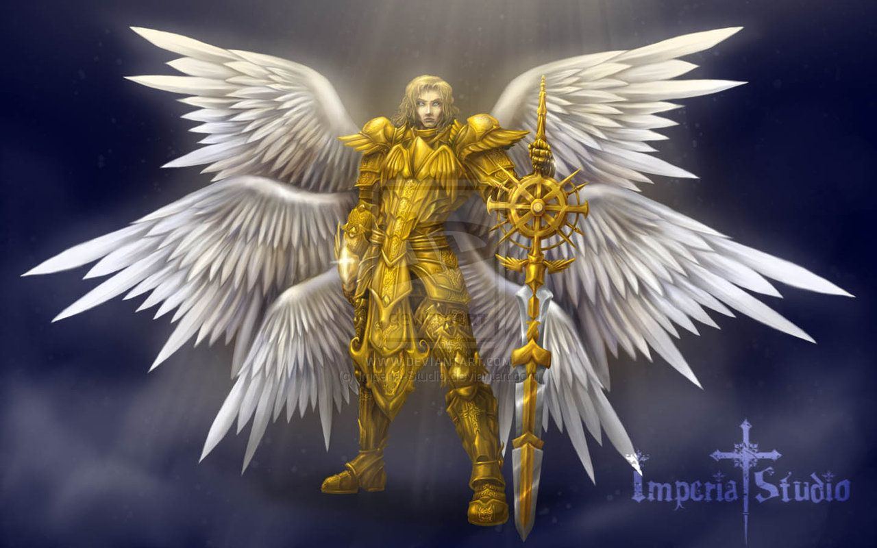 Download St Michael The Archangel Wallpapers 1280x800 47