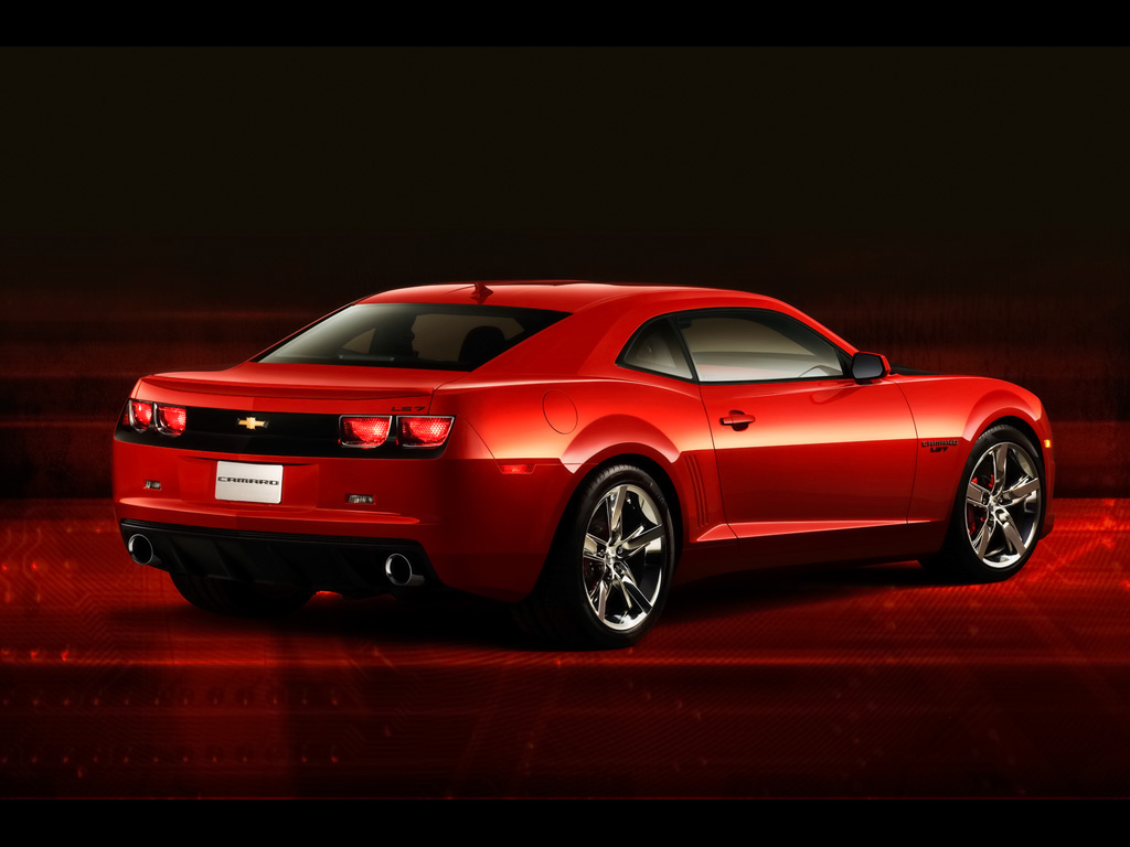 Red Chevy Camaro Wallpaper 5686 Hd Wallpapers in Cars   Imagescicom 1024x768