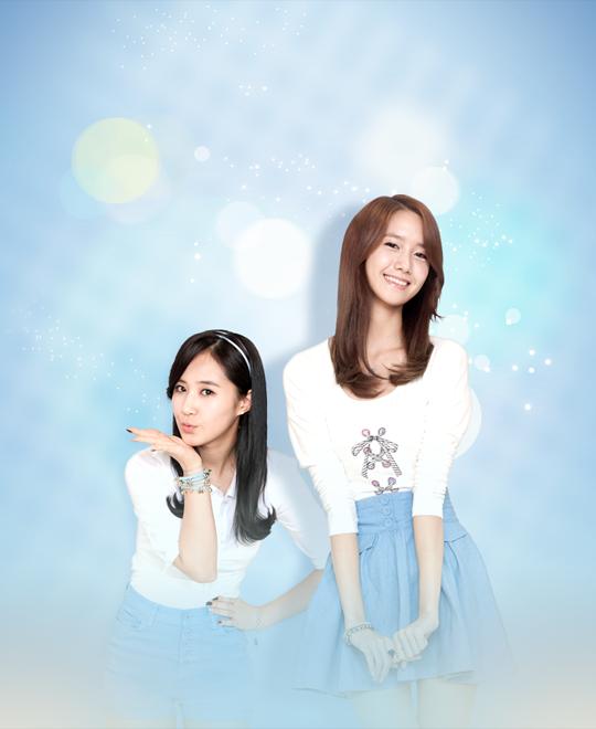 110629 Yoona and Yuri Daum Mobile Wallpaper 540x660