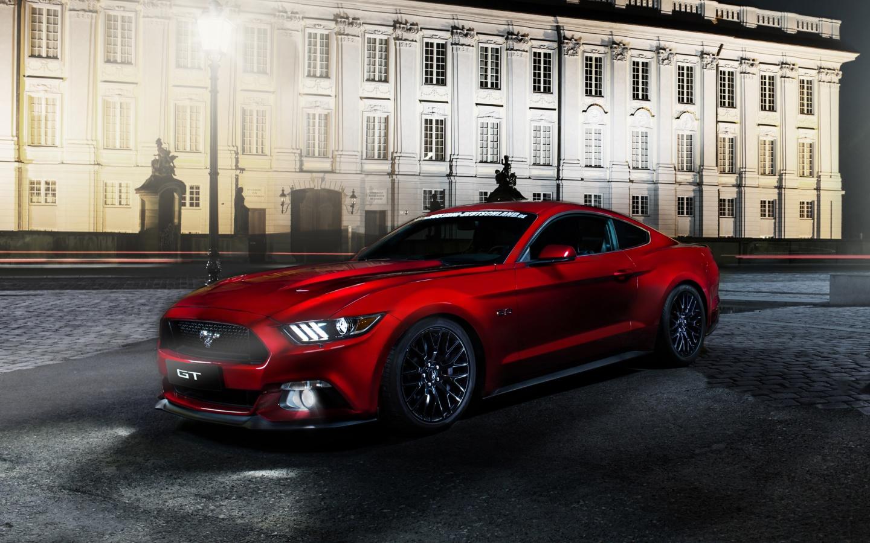 Ford Mustang GT 2015 Wallpaper HD Car Wallpapers 1440x900