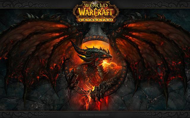 wow world of warcraft cataclysm blizzard entertainment wallpaperjpg 640x400