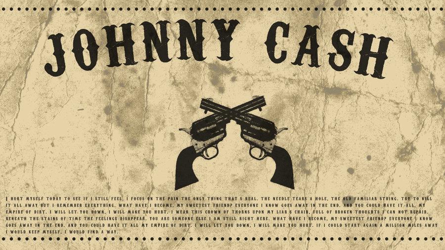 Johnny Cash Wallpaper Wallpapersafari