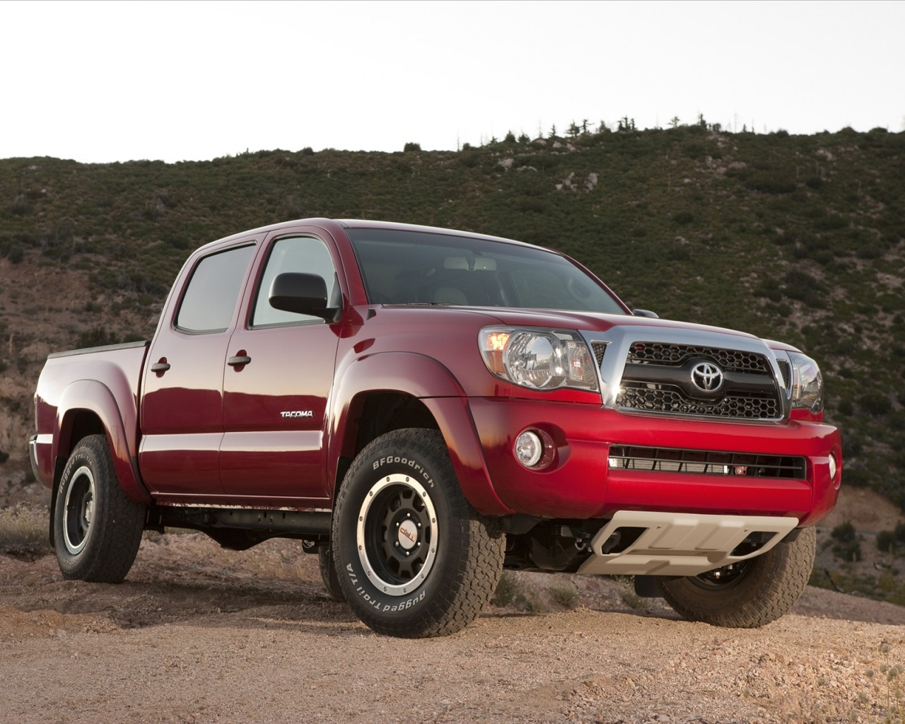 Toyota Tacoma 2011 Todo Wallpapers 1280x1024