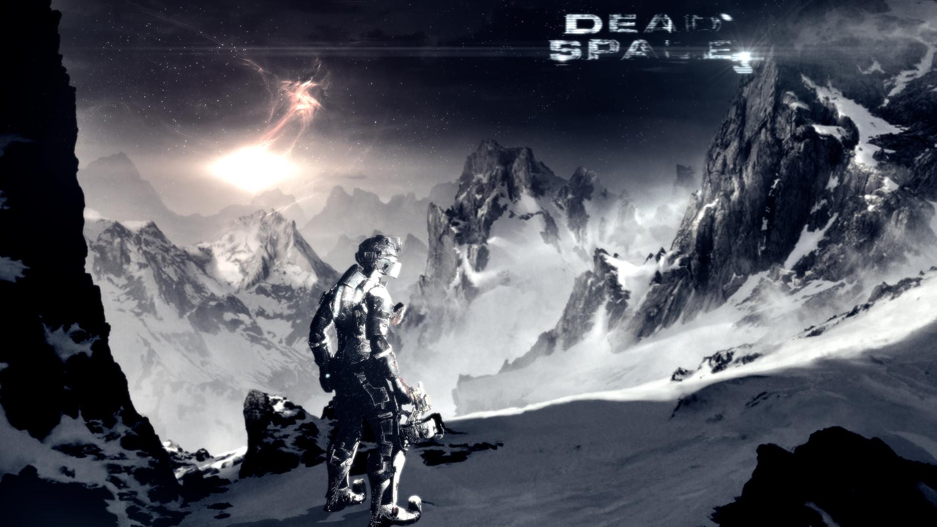 Dead Space 3 - DarkCruz360 Wallpaper (32963202) - Fanpop