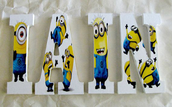 Adorable Kids Bedrooms With Minion Ideas House Design And Decor 600x372