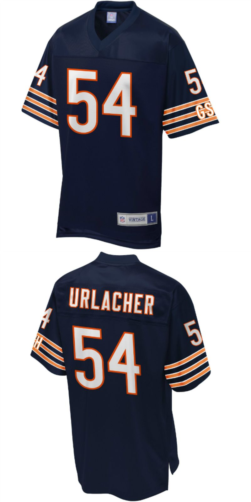 UP TO 70 OFF Brian Urlacher Chicago Bears NFL Pro Line Retired 800x1600