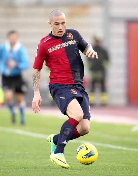 Image Radja Nainggolan Of Cagliari Calcio In Action During 466x594