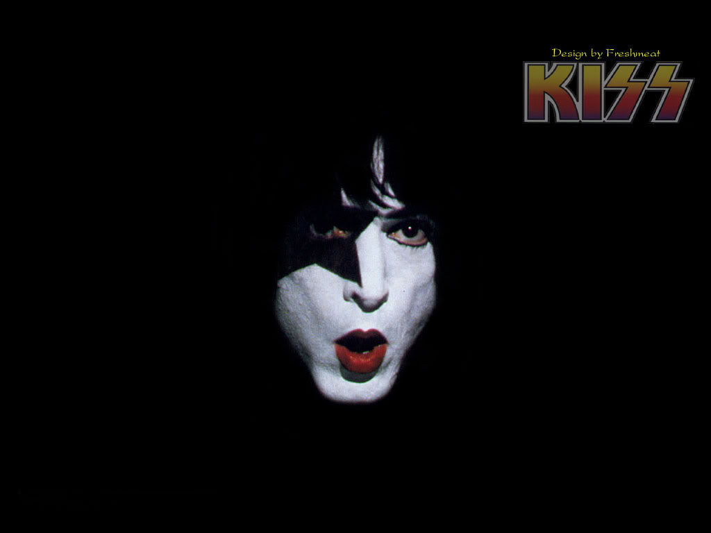Kiss band wallpaperjpg 1024x768