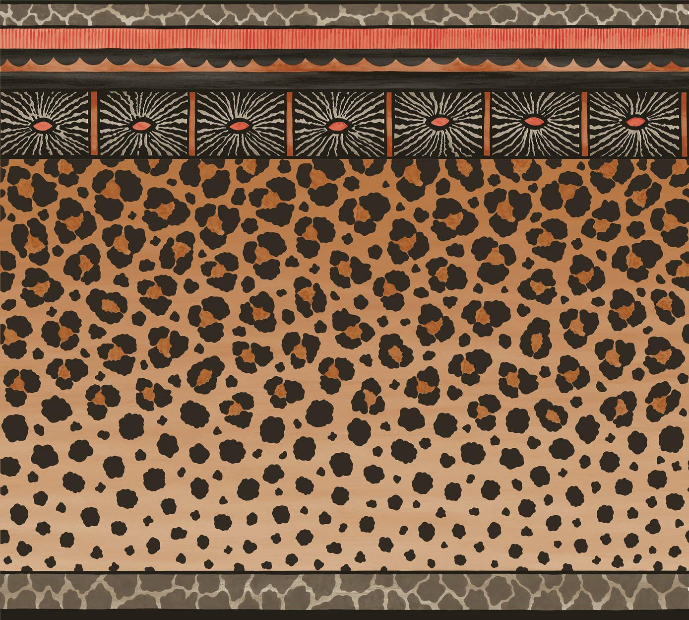 Cole Son Zulu Border Wallpaper 109 13060 1389x1249