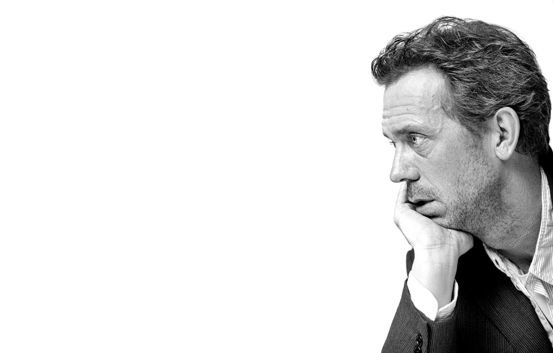Wallpaper Hugh Laurie Hugh Laurie actor musician writer 1332x850