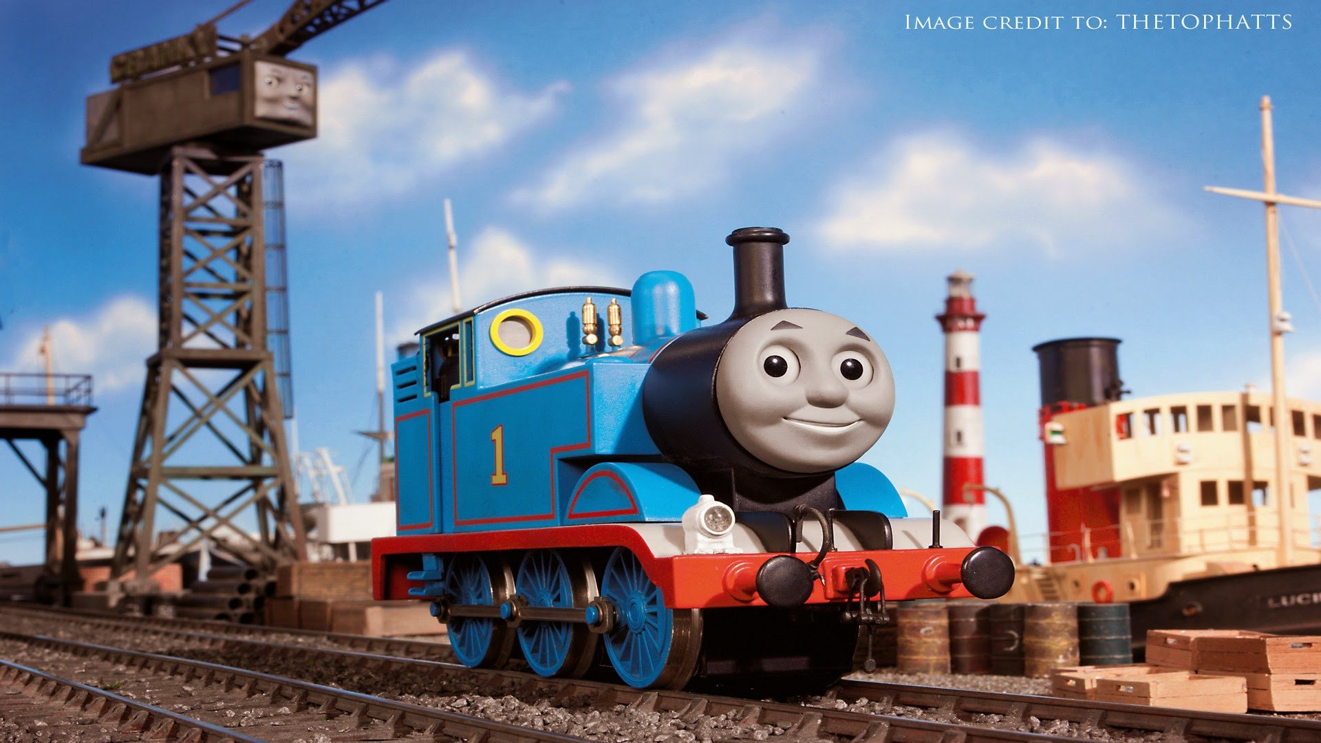 47 Thomas And Friends Wallpaper Hd On Wallpapersafari