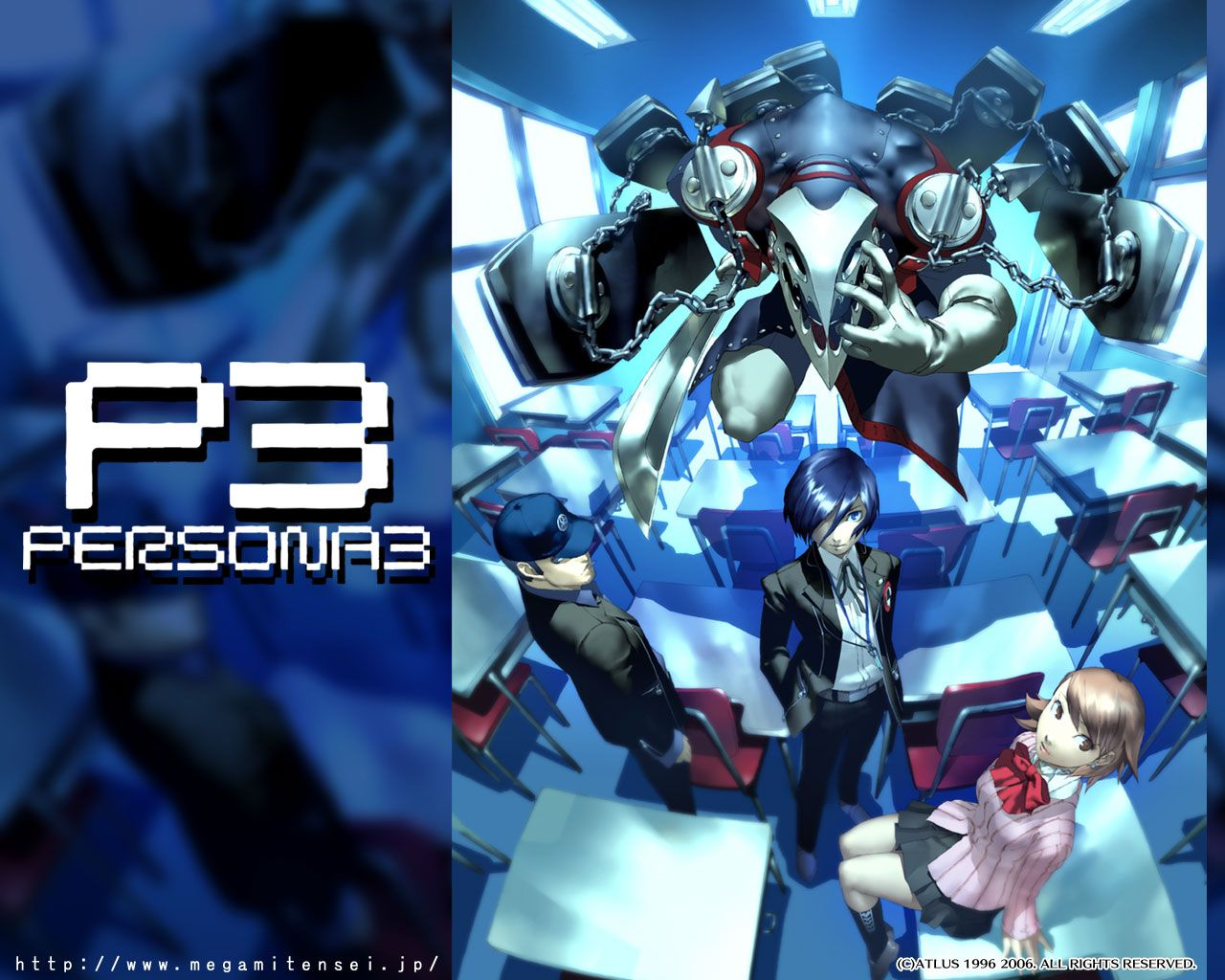 Persona3 Wallpaper 4k Thanatos: Persona 4 Wallpaper HD 1080p