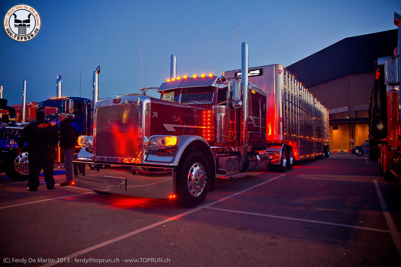 31+] Peterbilt Show Trucks Wallpapers