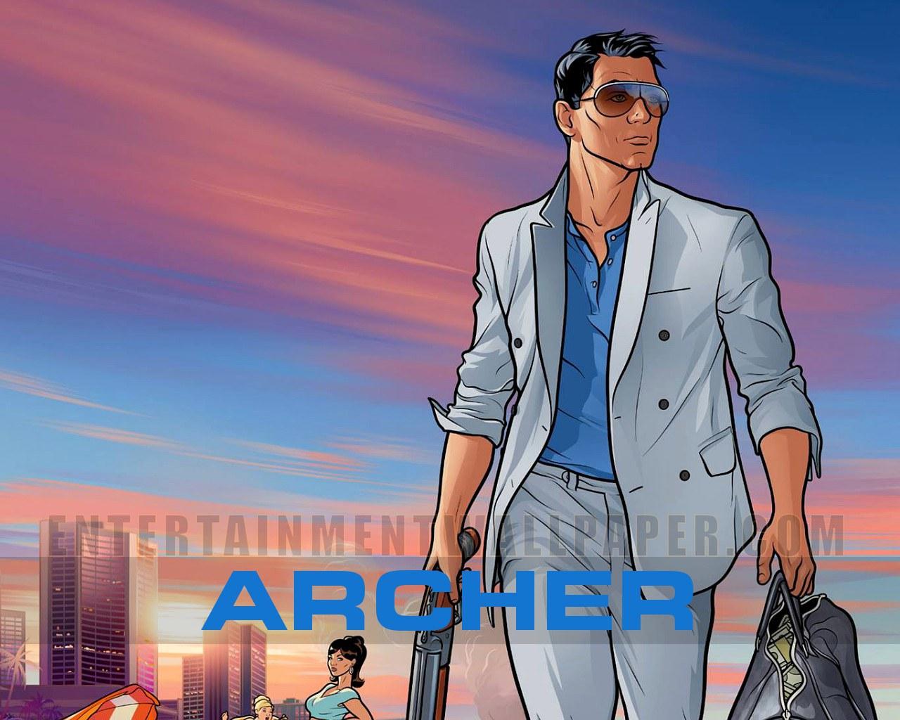 Archer Wallpaper Desktop - WallpaperSafari