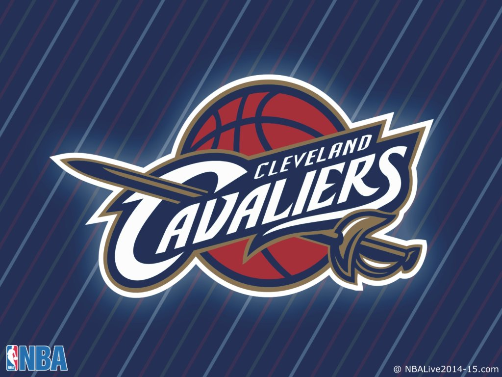 Cleveland Cavaliers Logo >> NBA Team Logos Wallpaper - WallpaperSafari