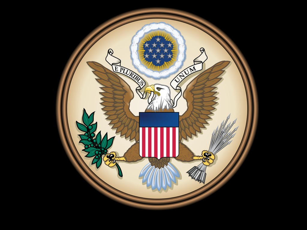 Great Seal of the United States Wallpaper p4f5a 1024x768