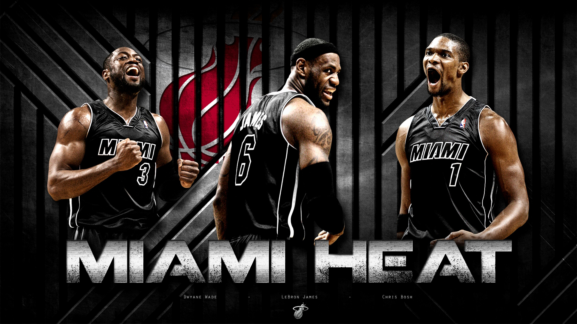 75 Miami Heat Best Wallpaper On Wallpapersafari