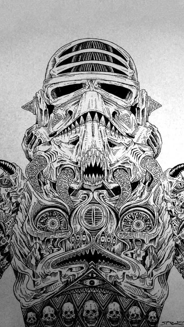 Iphone 6 Stormtrooper Wallpaper Wallpapersafari