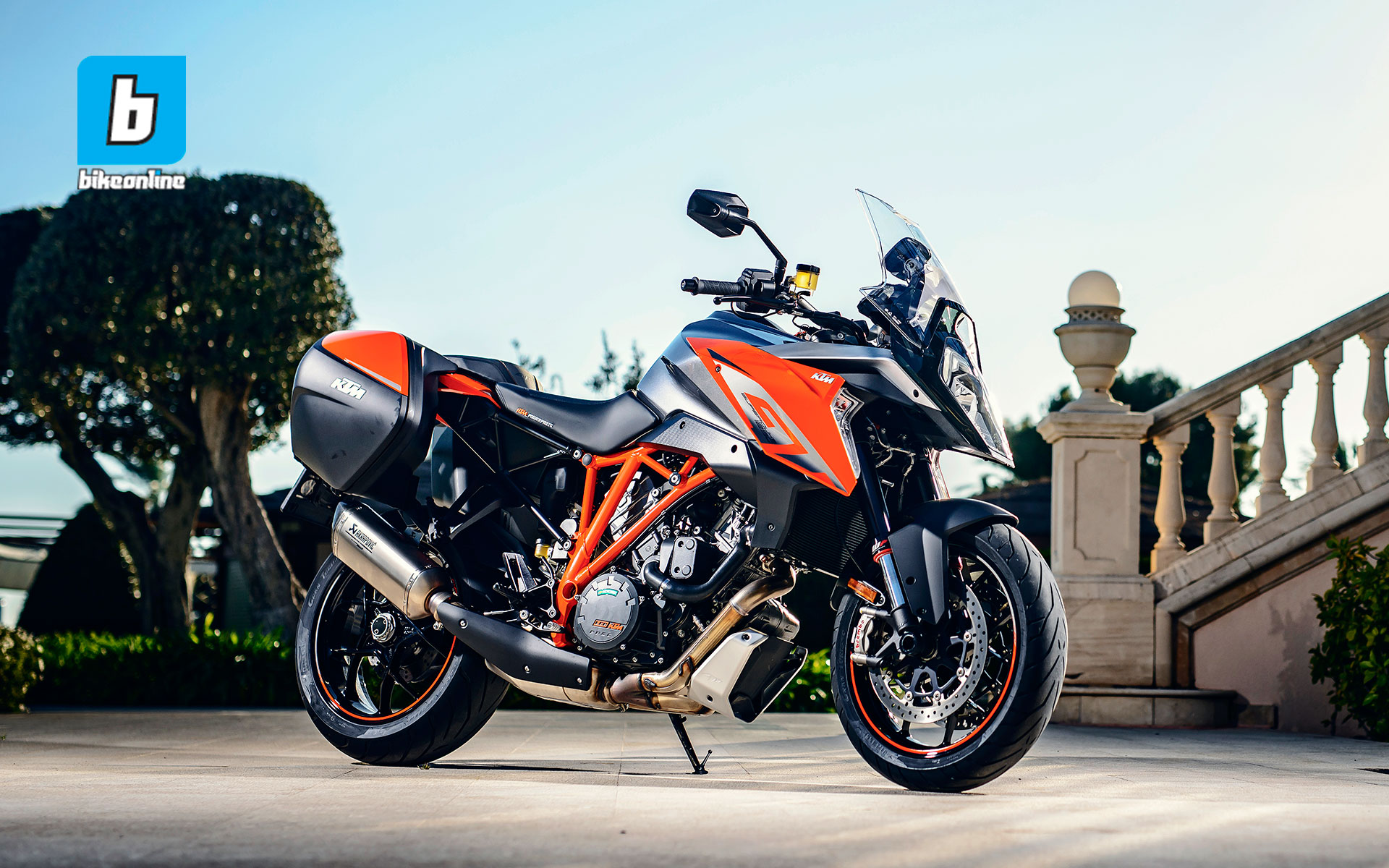 Wallpaper 2016 KTM 1290 Super Duke GT   BikeOnlinecomau 1920x1200