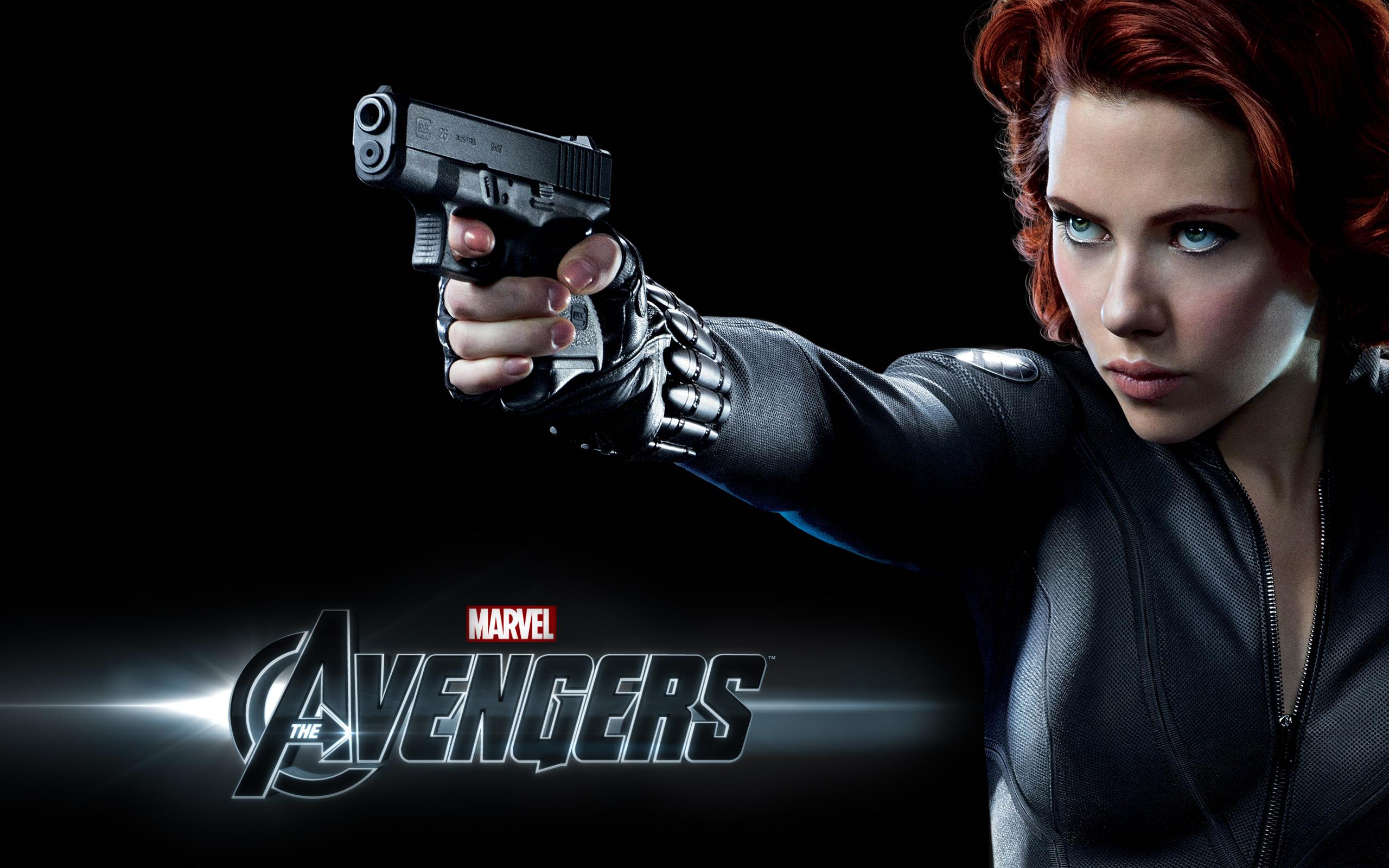 48 Scarlett Johansson Avengers Wallpaper On Wallpapersafari