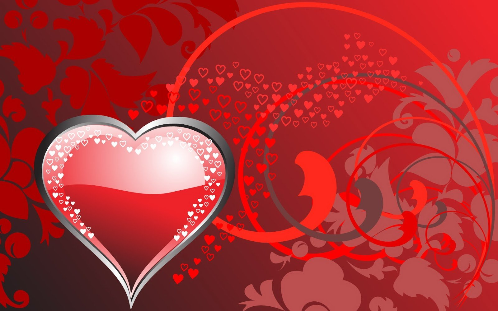 40 Beautiful Valentines Day Wallpapers For Desktop 1600x1000