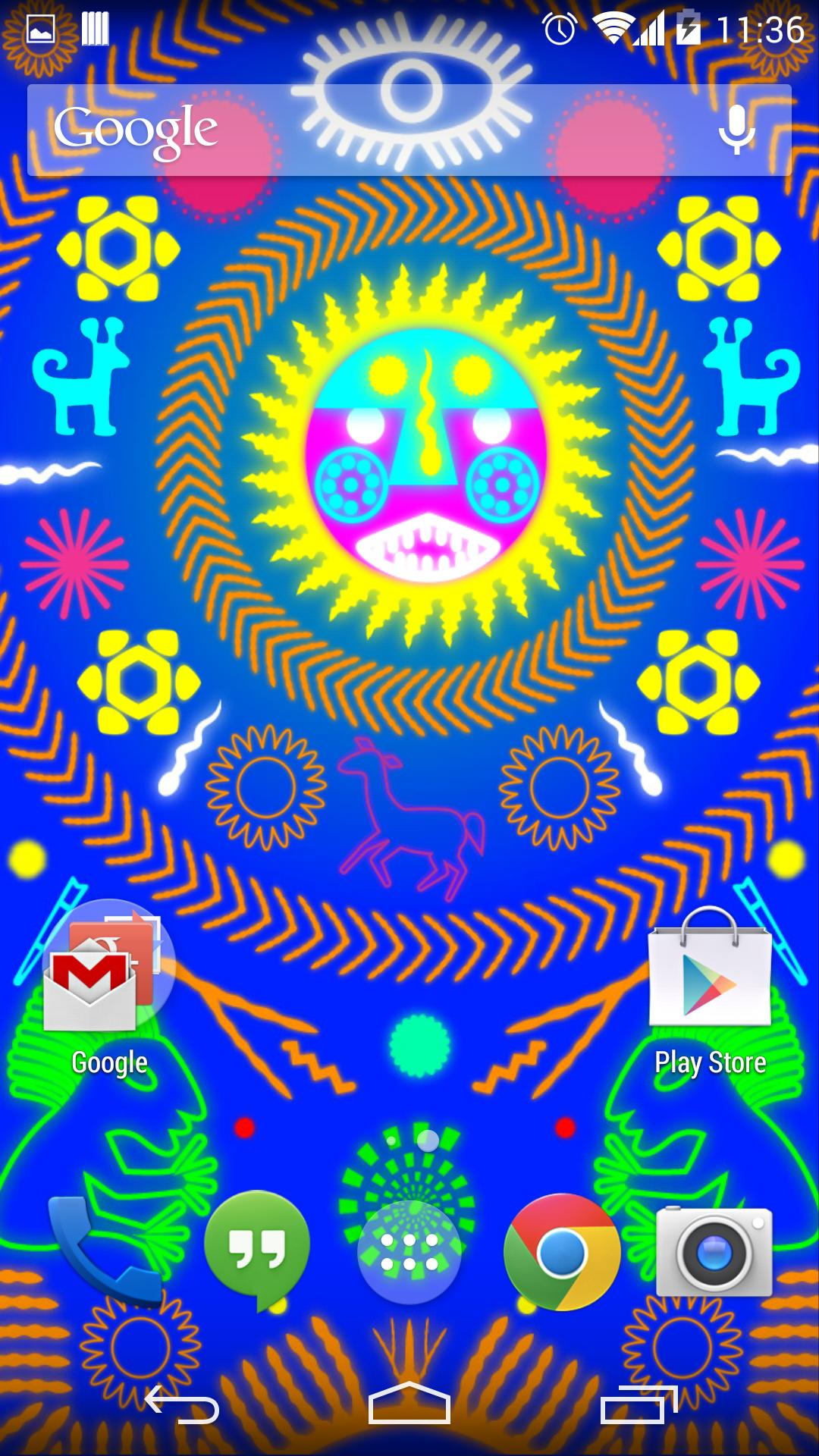 Huichol Live Wallpaper for Android   APK Download 1080x1920