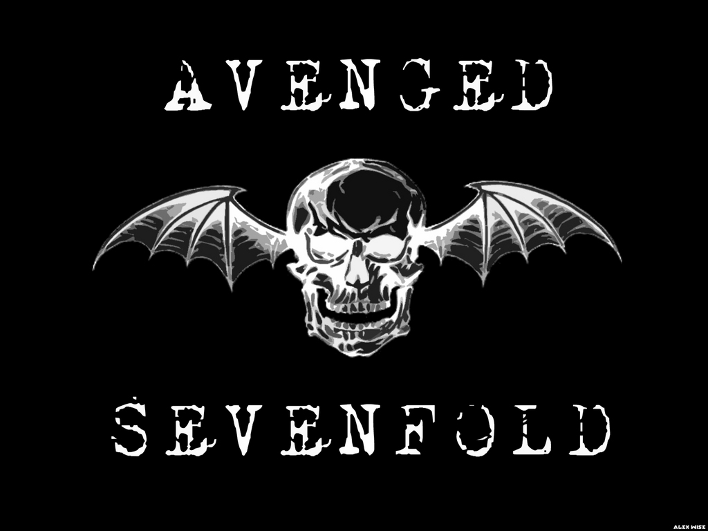 Avenged Sevenfold Bat   Avenged Sevenfold Wallpaper 118610 1024x768