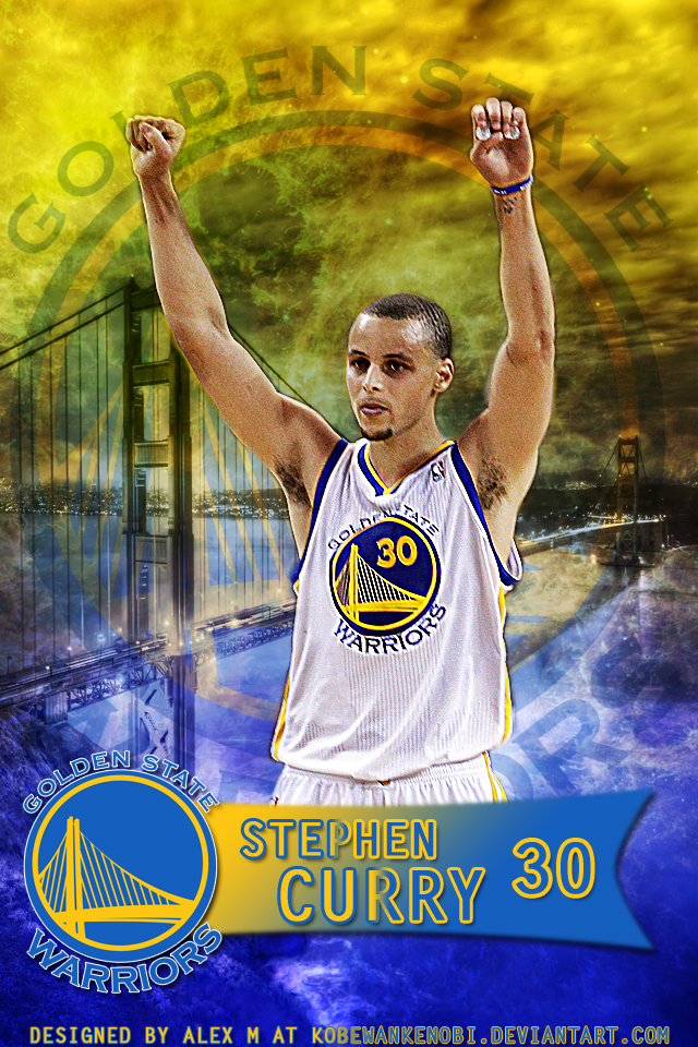 Stephen Curry Wallpaper 2014 Stephen curry iphone wallpaper 640x960