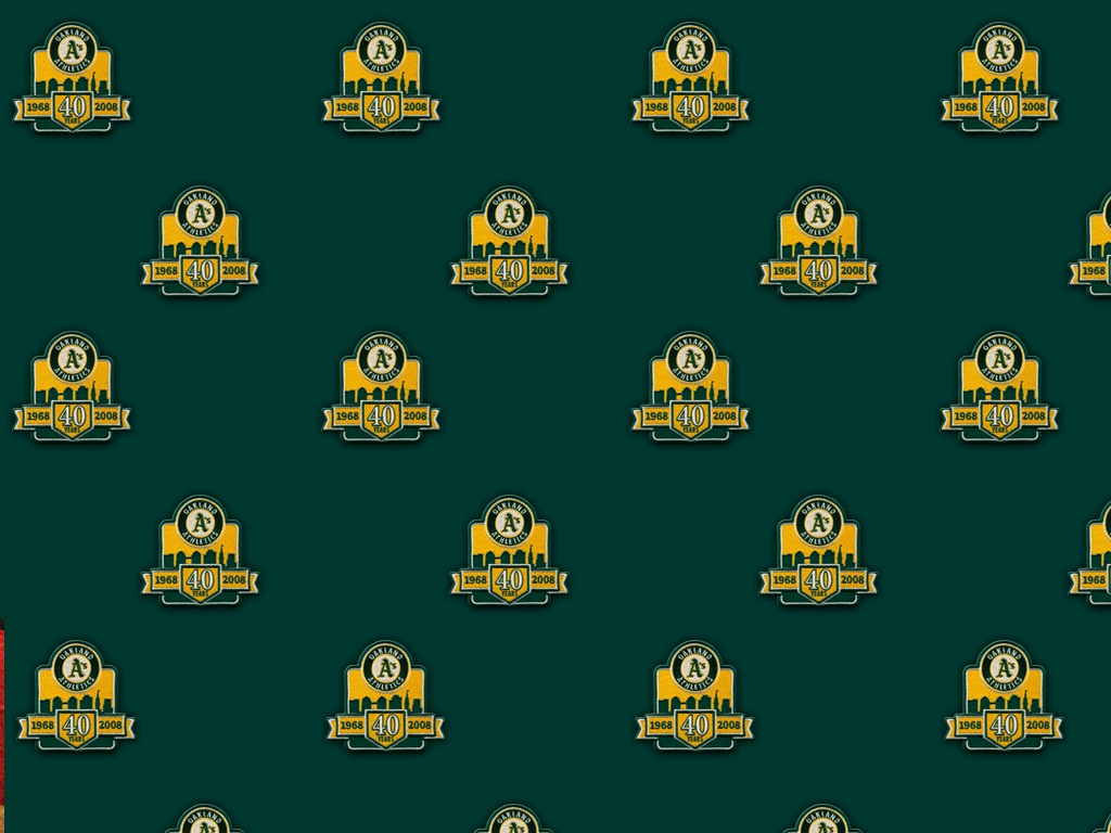 Oakland Athletics Wallpaper 1024x768 pixel Popular HD Wallpaper 1024x768